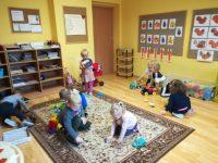 Zabawy podejmowane zinicjatywy dzieci