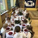 Spożywanie wieczerzy wigilijnej