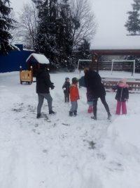 Zimowe zabawy