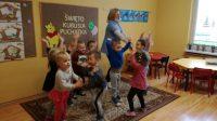 Taniec przy piosence oKubusiu Puchatku