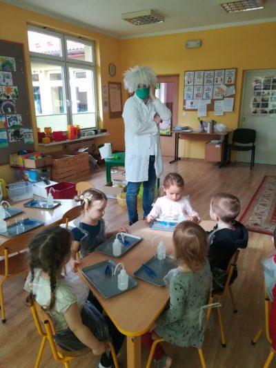 Zimowe warsztaty laboratoryjne