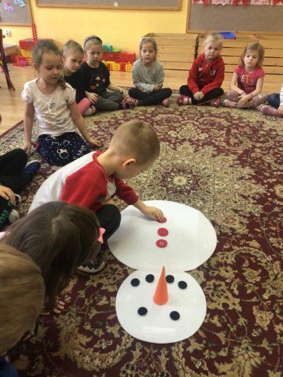 Let's build the Snowman