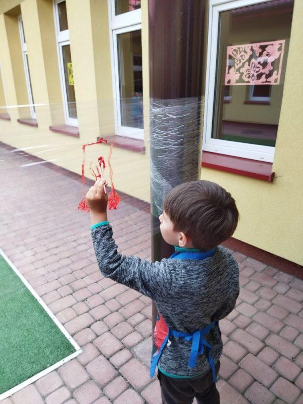 Dzień Dziecka wprzedszkolu