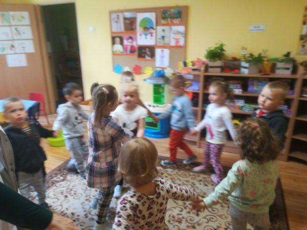 Zabawy wkole